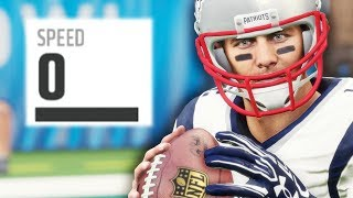 0 SPEED TEAM vs 0 SPEED TEAM   Madden 18 Gameplay Experiment (Ft. PerramCrowe)
