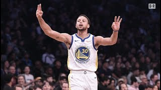 Stephen Curry's Top Ten Most Disrespectful Shots Of His Career