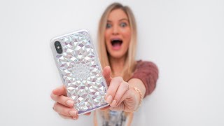 Holo iPhone X Case!