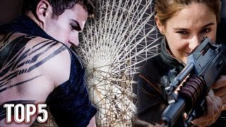 5 Set Secrets You Didn't Know About Divergent