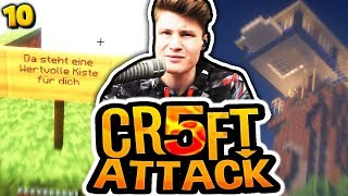 Man will mir eine FALLE stellen?! | Craft Attack 5 #10 | Dner
