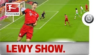 First Time in Full Length: Lewandowski