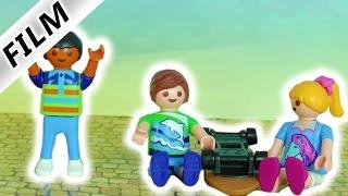 Playmobil film deutsch | LÄSST HANNAH DAVE im STICH? DATE mit dem NEUEN? | Kinderserie Familie Vogel