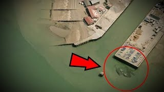 5 Unknown Creatures Caught On Google Maps!