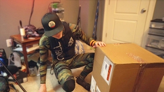 Cant Believe They Sent Me This! - Unboxing (Hurley) | DALLMYD