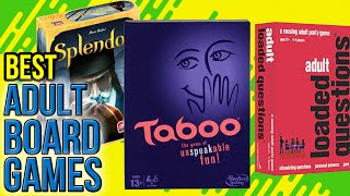 10 Best Adult Board Games 2017