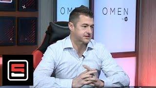 Mark Deppe discusses the growth of varsity esports   Esports   ESPN