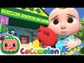 First Day of School | CoCoMelon Nursery ...mp3