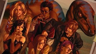 Superhero Origins: The Runaways