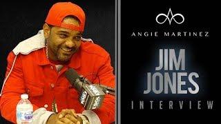 Jim Jones Talks Reconciling w/Cam