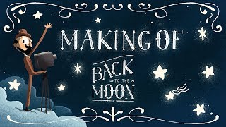 Google Doodles/Google Spotlight Stories: Behind The Scenes Back to the Moon