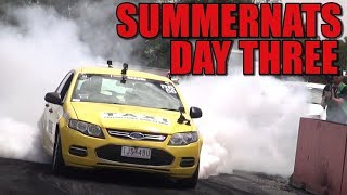 Street Machine Summernats 32 - Day 3