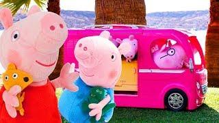 Sommer mit #PeppaWutz Videos 🍹🌊 Hab Spaß mit #PeppaPig  🐽  Peppa Wutz Spiele für Kinder