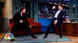 Keanu Reeves Defends Jimmy