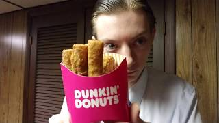 I Finally Review Dunkin