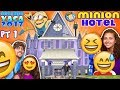 MINIONS HOTEL TOUR! Coolest Room Ever!! ...mp3