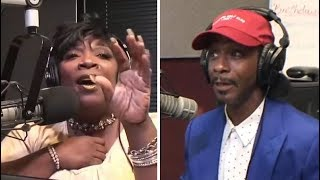 Katt Williams Roasts Wanda Smith On Her Own Show | FULL VIDEO | FUNNY!
