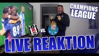 CanBroke   FC Porto - Besiktas 1:3    Champions League Live Reaktion
