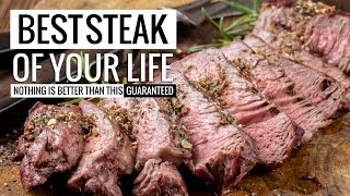 The Best Steak in Your Life and The World! - Authentic Picanha Steak from Brazil