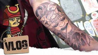 Tokio geht unter die Haut - Tattoo stechen lassen & Nudeln... grillen?