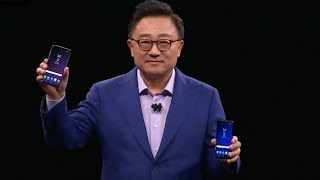 Samsung Galaxy S9 event in 12 minutes | MWC 2018