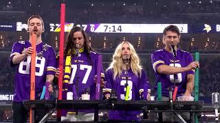 Walk Off The Earth - Halftime Vikings vs. Saints (NFL Playoffs