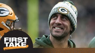 First Take reacts to Aaron Rodgers: