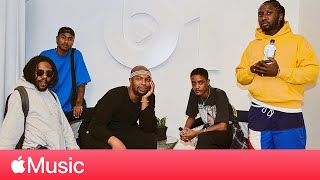 The Internet: Favorite Producers of All Time [S2 Ep. 4] | Beats 1 | Apple Music