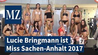 Lucie Bringmann ist Miss Sachsen-Anhalt 2017