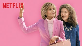 Grace and Frankie   Season 5 Official Trailer [HD]   Netflix