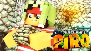 Wir bauen eine PIRATENFESTUNG! - Minecraft PIRO! #08 | ungespielt
