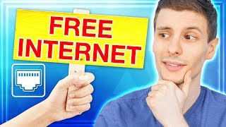 How to Get Free Internet For Life!