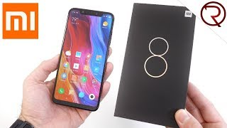 Xiaomi MI 8 Unboxing, Hands-On and Benchmark Results
