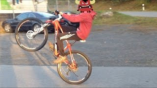 Wheelie Tutorial - 100 ABO Special / Mountainbikerzz