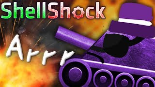 Piraten-Panzer「ShellShock Live」