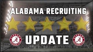 Can Alabama land another No. 1 class?