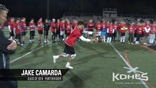 #1 Ranked Punter/Kicker | Georgia Football Commit | Jake Camarda
