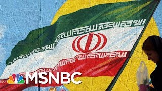 Iran Positioning To Launch Cyberattacks On U.S., Europe | Andrea Mitchell | MSNBC