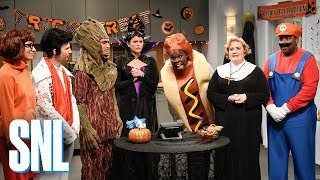 Office Halloween Party - SNL