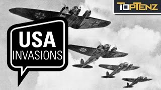 Top 10 Times the United States Was Almost Invaded