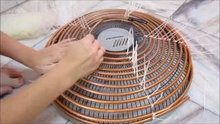 How To Turn Your Fan Into An Airconditioner AC -  Easy  DIY