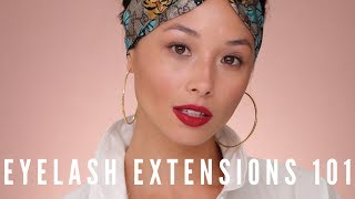 Eyelash Extensions - Are They Right For You? | Aja Dang