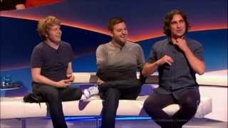 Comedian Micky Flanagan - Special Guest on The Last Leg with Adam Hills Australian Tv