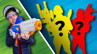 NERF Mystery Class Challenge!