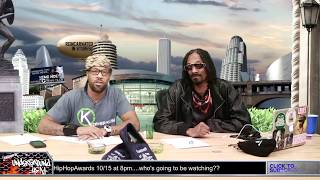 Redman and Snoop High on Mt. Kushmore GGN