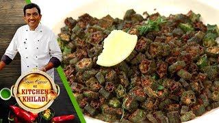 Sanjeev Kapoor Ke Kitchen Khiladi - Episode 20 - Pav Bhaji and Kurmuri Bhindi