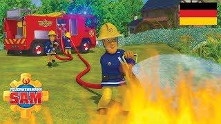 Feuerwehrmann Sam Deutsch | Neue Folgen | Schau dir das Beste mit Sam | Cartoon für Kinder