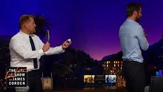 Sting Pong w/ Chris Hemsworth