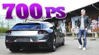 Einfach nur krass...   Ferrari GTC4Lusso