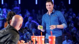 BEST Magic Show in the world - Genius Rubik